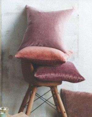 Accessory Du Jour: The Velvet Cushion