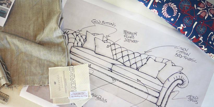 Great British Sofa – DFS Britannia