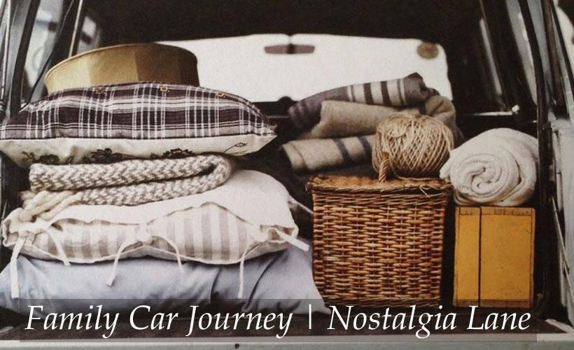 Family Car Journey | Nostalgia Lane – KFIS