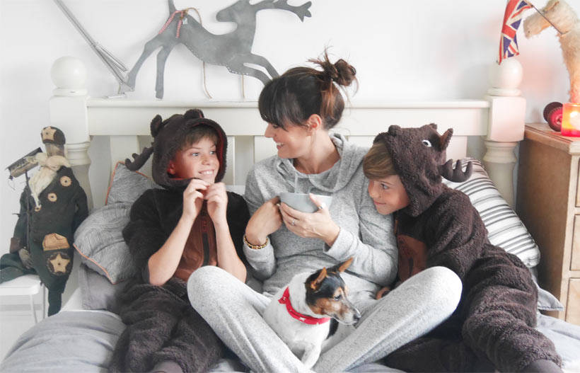 """Why We're Not """"Doing"""" Presents This Christmas"""