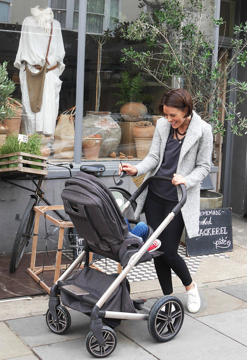 Nuna Mixx Suited Collection Pushchair Review Available At
