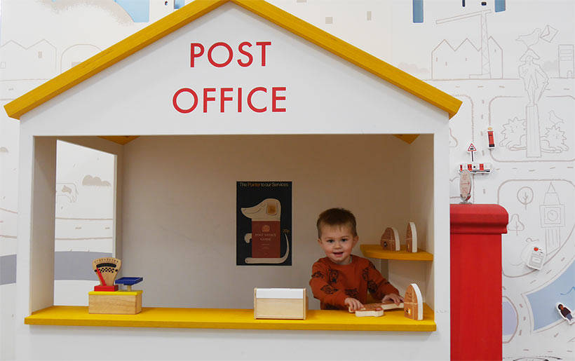 Half-Term Sorted! at The Postal Museum London