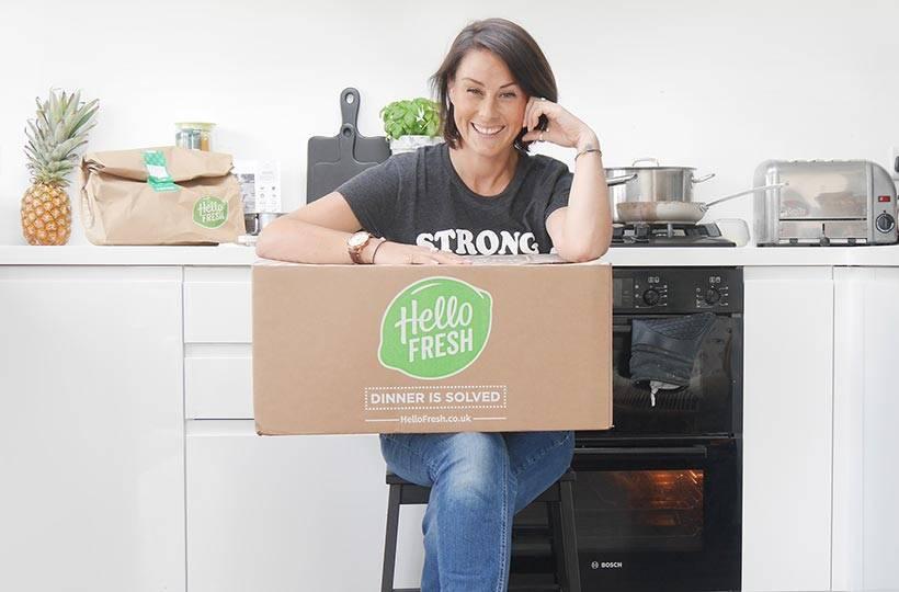 Feeding Boys with HelloFresh Family Box | #Ad