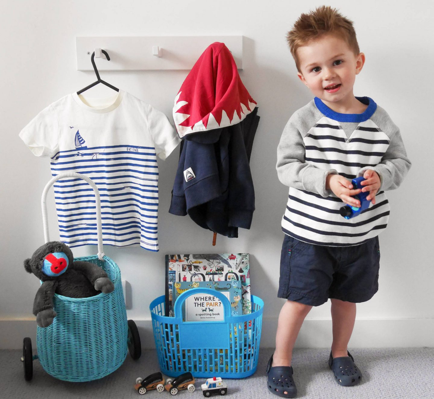 Don't Forget The Kids | Fatface Kids Range Now from 2-3 Years {Sponsored}