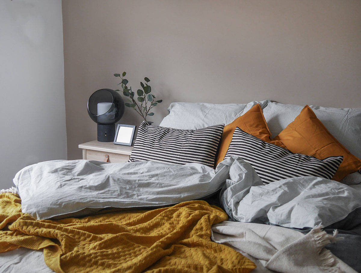 Bedroom Reveal with IKEA Sleep Hub {Sponsored}